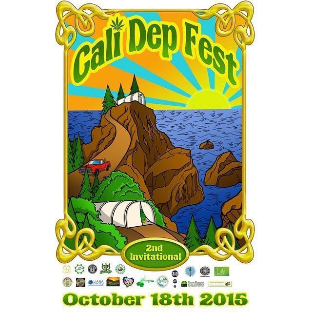 CaliDepFest 2015