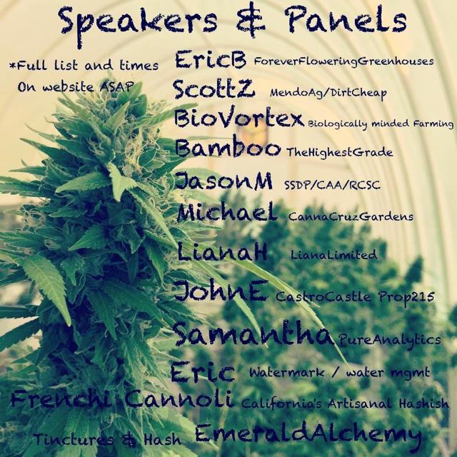 CaliDepFest Speakers 2015
